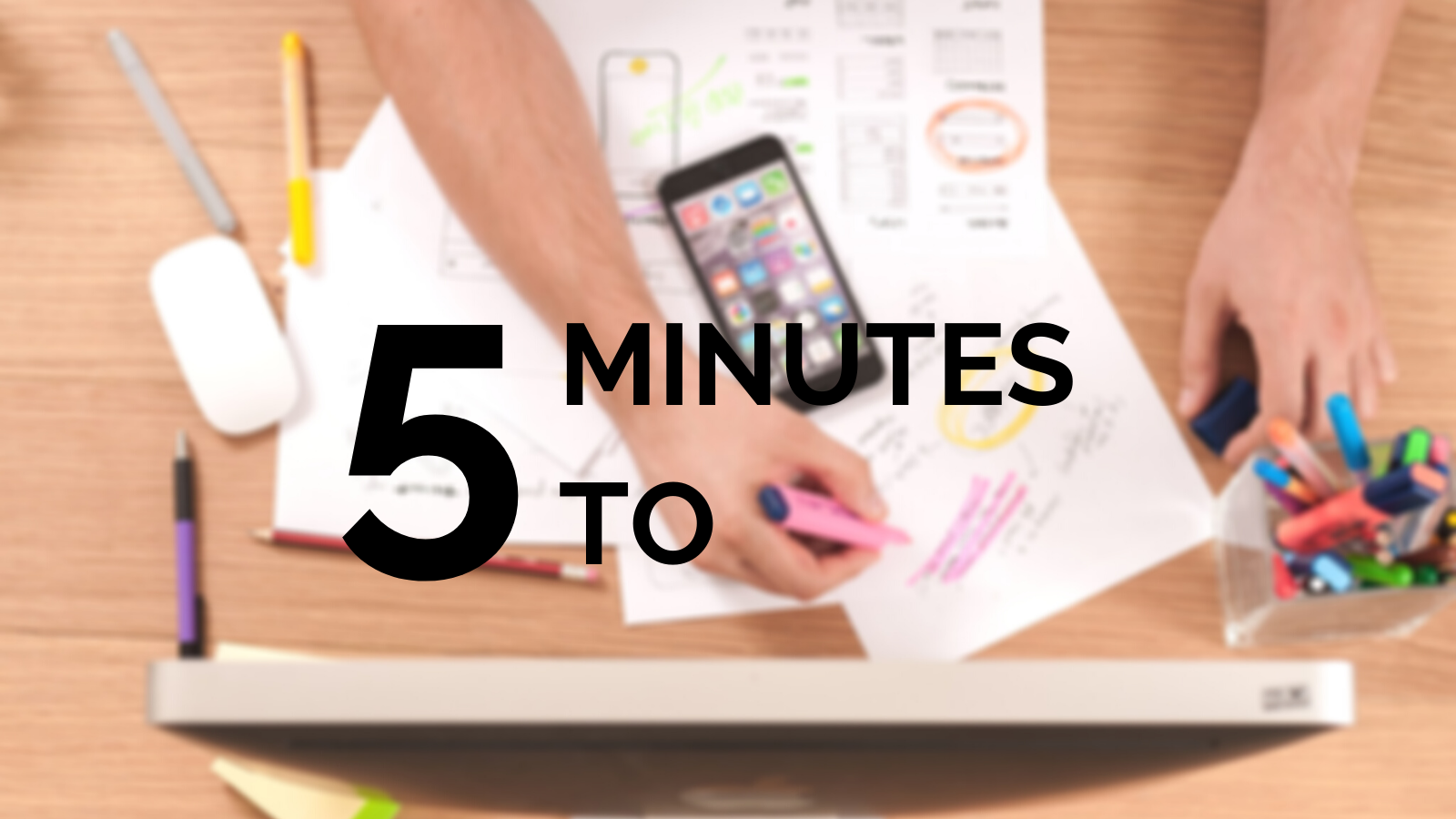 5 Minutes To: Starting Your Website Refresh