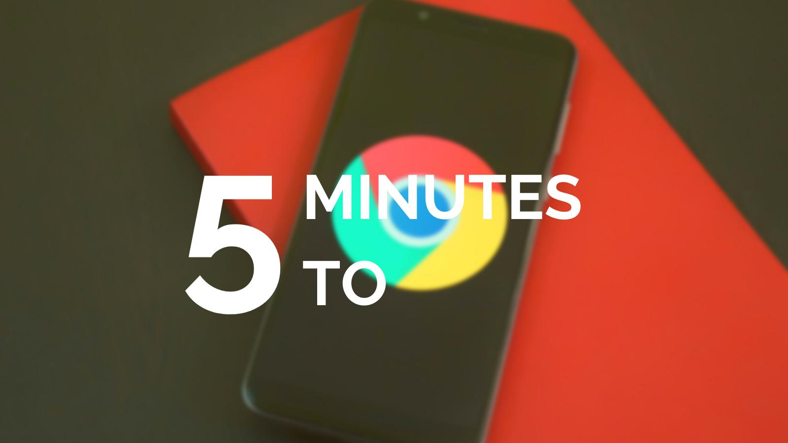 5 Minutes To: Google's Core Web Vitals