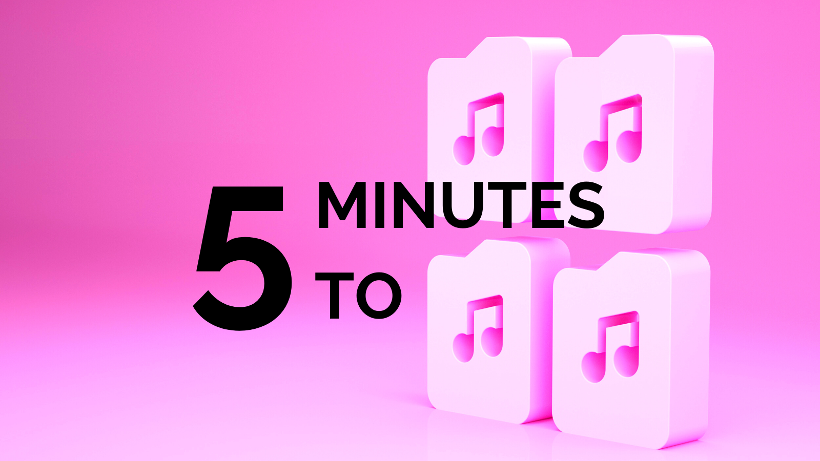 5 Minutes To: Immersive Audio