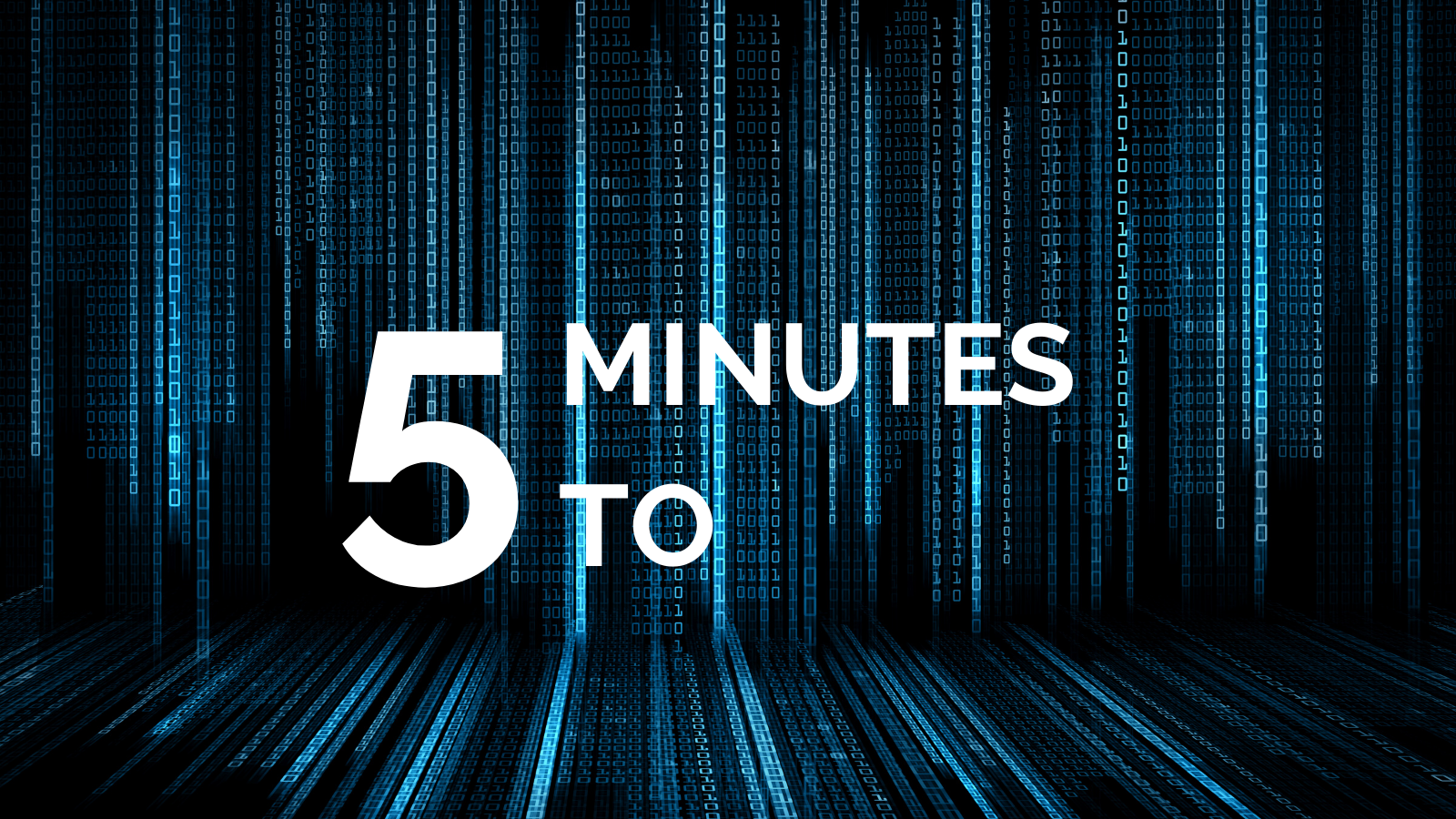 5 Minutes To: Algorithms and Social Media
